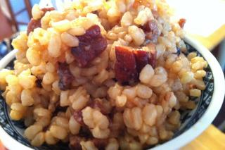 Saladmaster Healthy Solutions 316 Ti Cookware: Brown Rice with Toasted Pecans