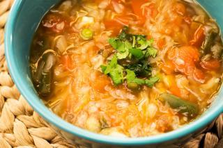 Vegetarian Soup, Vegetable Soup, Veggie Soup