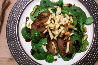 Saladmaster Recipe Pan Seared Sesame Ginger Duck Breast