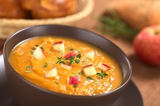 Sopa de Boniato