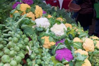 Mezcla de Verduras con Cebada