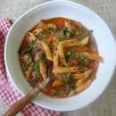 Saladmaster pasta with kale
