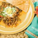 saladmaster lamb, middle eastern, eggs, breakfast