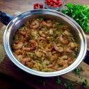 shrimp recipe, quinoa recipe, 30 minute meals