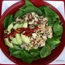 Saladmaster Recipe Chicken, Rice and Sundried Tomato Salad