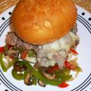 Saladmaster Recipe Roast Beef Melt by Cathy Vogt