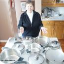 Saladmaster Customer Testimonial: Albina's Story