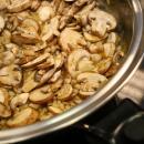 Receta Saladmaster Risotto de Cebada y Setas Salvajes