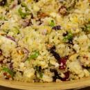 Quinoa con Coliflor y Aderezo de Comino y Miel