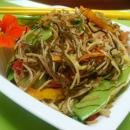 Saladmaster Recipe Vegetable Noodle Stir-Fry (Pansit Style)