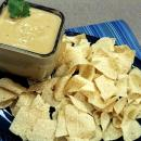 Salsa de Queso Vegana para Nachos
