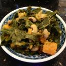 Saladmaster 316Ti Recipe: Black-Eyed Peas with Sweet Potatoes and Greens