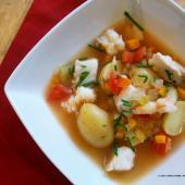 Saladmaster Recipe Icelandic Style Fish Stew