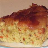 Pastel de Manzana y Especias