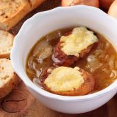 Sopa de Tres Cebollas