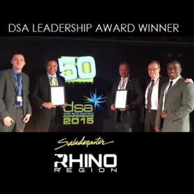 Saladmaster Recibe el Premio DSA Leadership Award