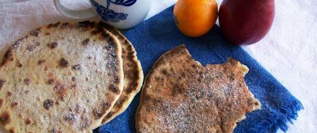 Tortas de Aceite de Oliva con Naranja y Anís
